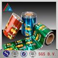 embalagens de alimentos de plástico rolo de filme de laminação