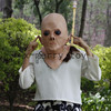 X-MERRY Old man alien with big eyes mask full latex face party decor