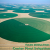 Center Pivot Irrigation System for Modern Agriculture Equipment
