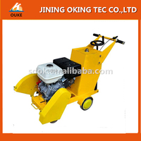 2015 Hot selling okc-500 gasoline Hand held concrete asphalt cutter/cutting saw