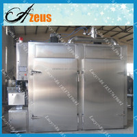 meat smoking chamber equipment/fish smoke chamber/smoking meat fish electric smoked machine
