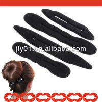 China Magic sponge bun,Hair twist ,Styling Braid Holder