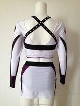 Hot sexy cheerleading uniforms, wholesale cheer uniforms, custom girls cheerleading costumes
