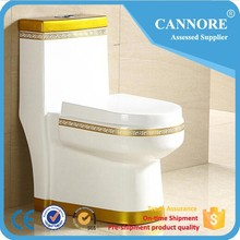 Siphon Bathroom S-trap 300MM Colored Toilet