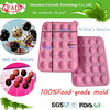 #1 New design food grade silicone wholesale chocolate molds,silicone mold