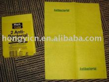 Antibacterial wipes (viscose/polyester)