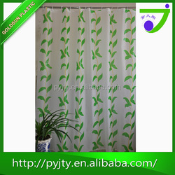 shower curtain with magnet custom