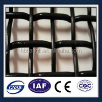 China Factory Supplier Vibrating Screen Mesh / crimped wire mesh