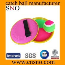 funny promotional EN71 Approved beach tennis ball game
