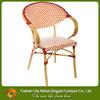 Stackable rattan outdoor wicker patio furniture