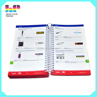 offset printing catalog wholesale with free sample cheap catalog printing service