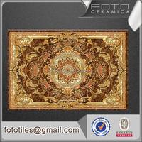 Polished crystal tile floor tile packing plywood 1200x1800mm