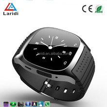 2015 hot sales smart watch bluetooth 3.0 forf android 32MB memory Pedometer