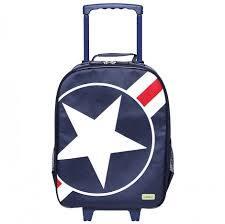 trolley bag sizes/trolley travel bag/kids trolley bag