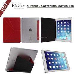 For ipad air 2 shockproof case with stand function