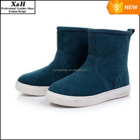 Manufacture 2015 hot sale women boots Genuine Leather ankle suede snow boots winter shoes for men and women mens boot shoe 35-44