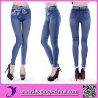 2015(ZMJ8152)Sexy Ladies Leggings Sex Photo Women Jeans