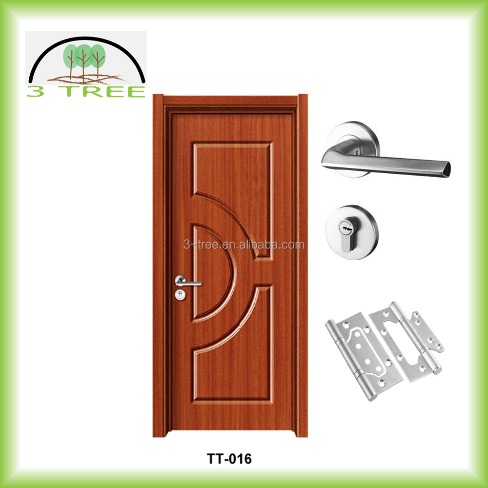 Pvc Door Frame Detail : Wooden interior pvc mdf door frame buy