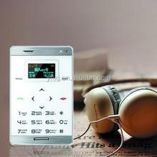 Smart phone colorful mini card mobile phone aiek M3 ultra thin