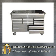 China supplier custom stainless steel tool box