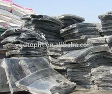 reclaimed rubber used for rubber sole, tyres, inner tube, flap,conveyor belt