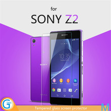 0.33mm Round Edge Tempered Glass Screen Guard for Sony Xperia Z2
