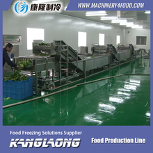 China Supplier industrial potato chip processing line