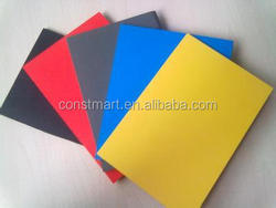 New rubber pvc wall slab manufacturer