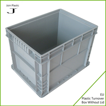 2015 new product plastic square chest packaging crates