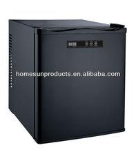 high quality 35L hotel compressor mini refrigerator with CE/CETL/ROHS certificate