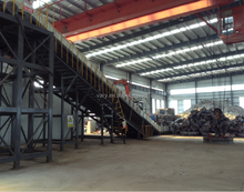 Scrap Metal Recycling Machine/aluminum can & End-of-life vehicle recycling machine