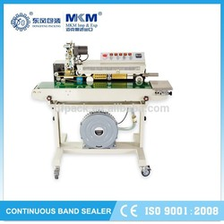 color ribbon solid ink band sealer with reasonable price DBF-1000