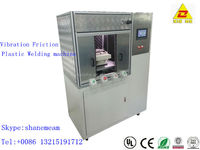 China Dongguan factory direct sale/Vibrating friction plastic welding machine/ Friction Welding Style 0-240Hz