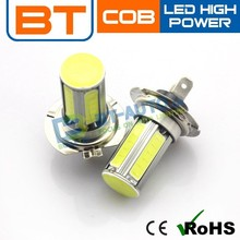 CANBUS 6W DC 12V Car LED Light Lighting 7440 7443 9005 9006 BA15S BAY15D H7 H16 5202 White Color Auto Bulb