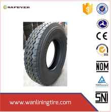 With BIS certificate for india markets radial truck tire 1000-20