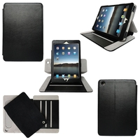 New Arrival PU Leather Tablet Shockproof Cover For iPad 2/3/4
