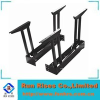 furniture fitting lift up mechanism for table B12