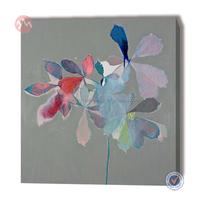 Modern handmade flower canvas home decoration wall art