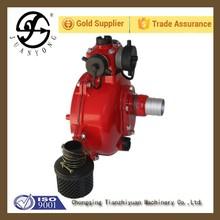 Chongqing 2 inch red aluminium pump body diesel engine driven fire pump