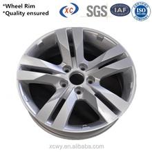 Electroplating steel wheel rim 17 price