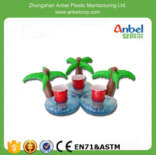 Great for Pool Parties Inflatable Palm Tree Beverage Floaters