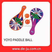Made In China Kids Rubber Toy Sundry Shape Toy Wholesale Yoyo Paddle Ball