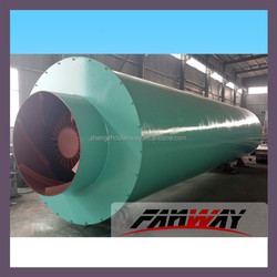 High Quality Rotary Tube Dryer for Drying Sawdust and Chicken Manure