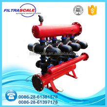 50 m3/h Plastic Disc Filter Irrigation Water Filter
