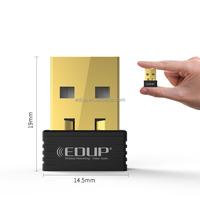 The cheapest 150Mbps IEEE802.11N MTK7601 WiFi USB Wireless Adapter wifi direct nano usb adapter EP-N8553