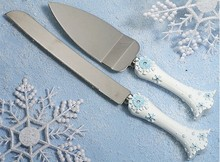 New Arrived Elegant Winter wonderland collection server set