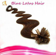 Full cuticles attached, Remy Peruvian human hair