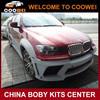 X6 FiberGlass LUMA Style BodyKit For BMW X6 E71