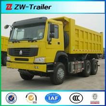 Sinotruck Howo Dump Truck Vehicles 6x4 for sale in dubai