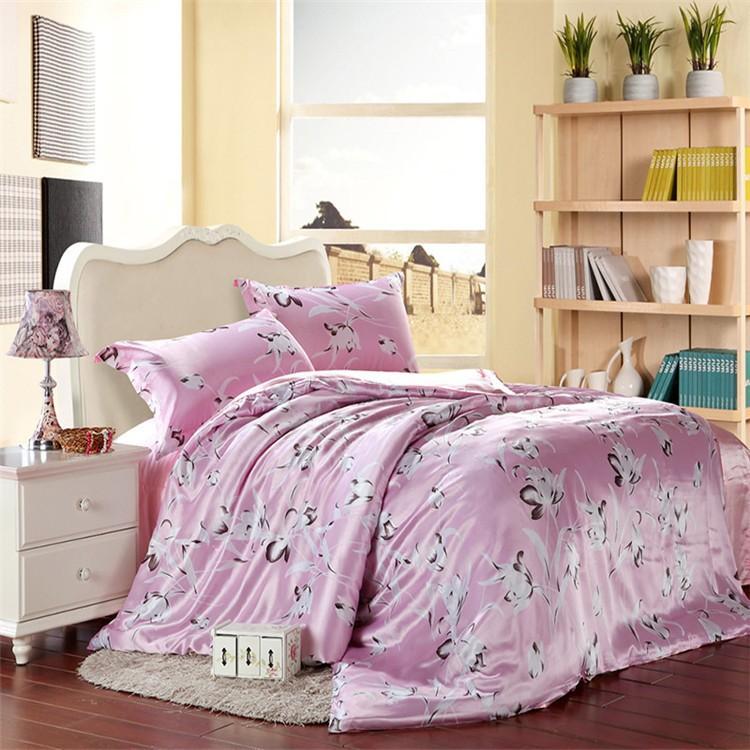 Silk Bedding Sets (9)